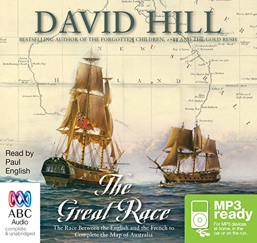 The Great Race (CD): David Hill