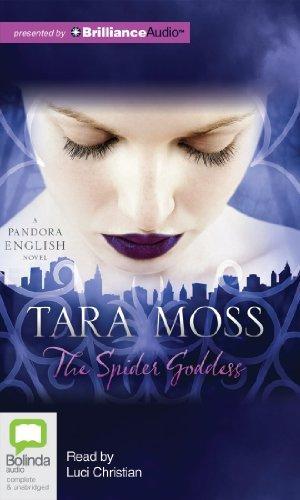 9781743150689: The Spider Goddess (Pandora English Series)