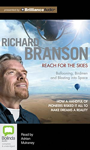 9781743150832: Reach for the Skies: Ballooning, Birdmen and Blasting into Space