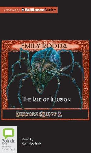 9781743151242: The Isle of Illusion (Deltora Shadowlands Series)