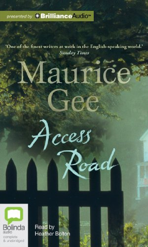 Access Road: Gee, Maurice