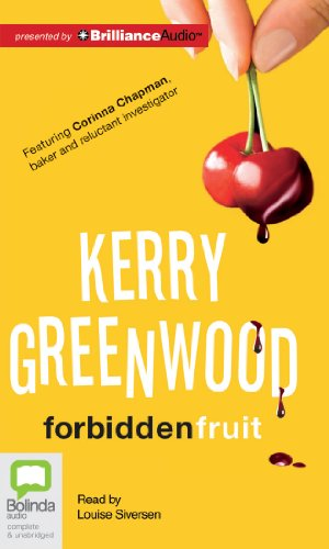 Forbidden Fruit (Corinna Chapman) (1743155522) by Kerry Greenwood