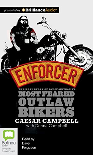 9781743155943: Enforcer: The Real Story of one of Australia's Most Feared Outlaw Bikers