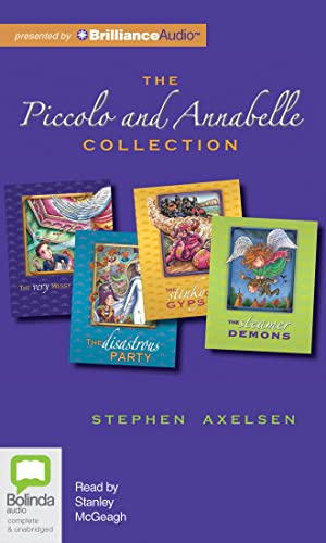 9781743156131: The Piccolo and Annabelle Collection