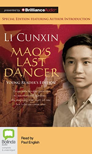 9781743156377: Mao's Last Dancer - Young Readers' Edition