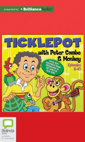 9781743156384: Ticklepot: Episodes 6-10