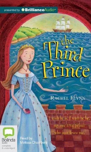 The Third Prince (1743156952) by Rachel Flynn