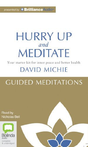 9781743157336: Hurry Up and Meditate Guided Meditations