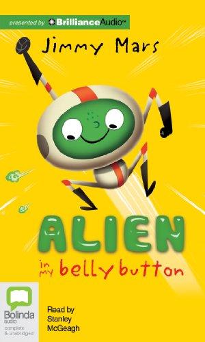 Alien in my Belly Button: Mars, Jimmy