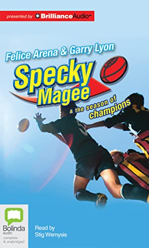 9781743157787: Specky Magee and the Season of Champions