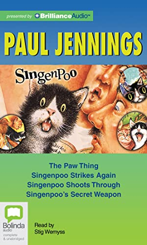 Singenpoo Collection (1743158262) by Paul Jennings