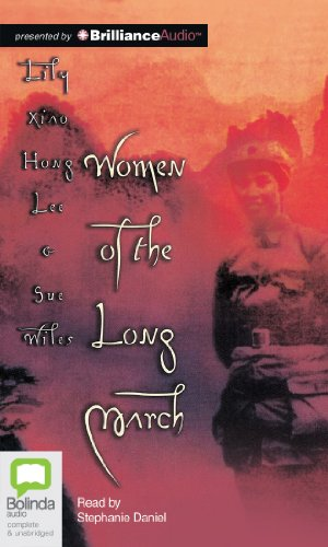 Women of the Long March: Lily Xiao Hong Lee; Sue Wiles