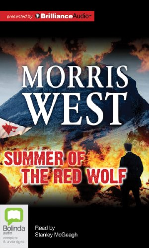 Summer of the Red Wolf (1743160216) by West, Morris
