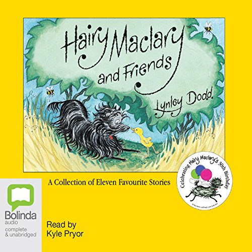Hairy Maclary And Friends: Lynley Dodd