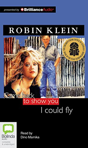 Came Back to Show You I Could Fly (9781743169223) by Robin Klein