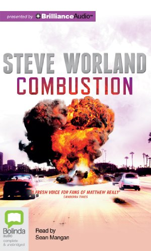 9781743169667: Combustion (Corey Purchase and Judd Bell)