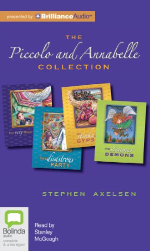 The Piccolo and Annabelle Collection: Axelsen, Stephen