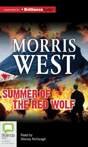 Summer of the Red Wolf (1743172087) by West, Morris