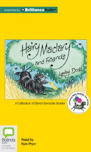 Hairy Maclary and Friends: A Collection of Eleven Favourite Stories: Dodd, Lynley