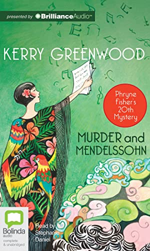 9781743178072: Murder and Mendelssohn (Phryne Fisher Mystery)
