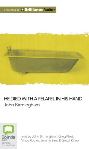 He Died With a Felafel in His Hand: Birmingham, John