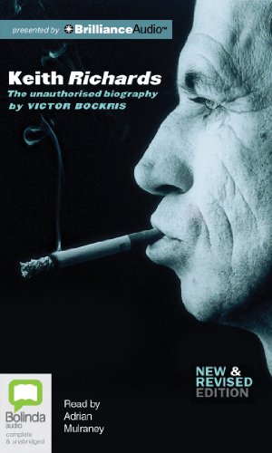 9781743179826: Keith Richards: The Unauthorised Biography