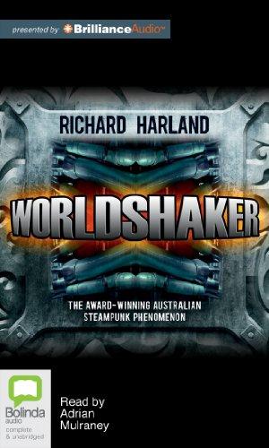 Worldshaker: Harland, Richard