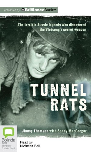 9781743181324: Tunnel Rats