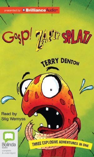 9781743181386: Gasp! Zapt! Splat!: Library Edition