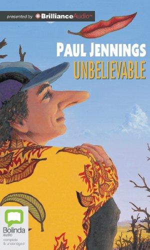 Unbelievable!: Jennings, Paul