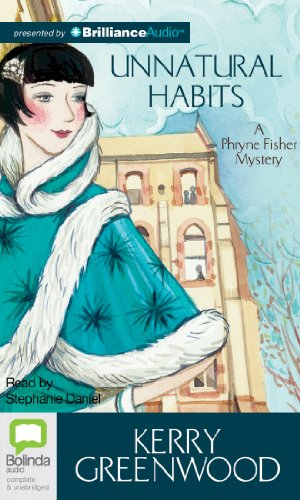 9781743187371: Unnatural Habits (Phryne Fisher Mystery)