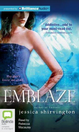Emblaze (Embrace): Shirvington, Jessica