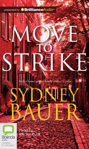 9781743190166: Move to Strike (David Cavanaugh Series)
