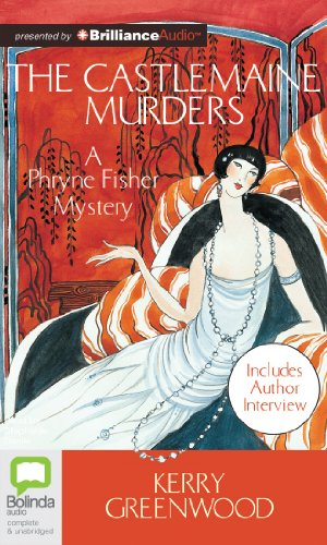 9781743190579: The Castlemaine Murders (Phryne Fisher Mystery)