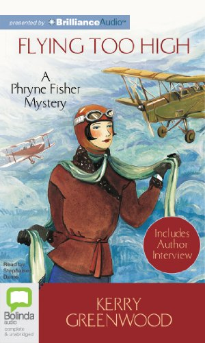 9781743190616: Flying Too High (Phryne Fisher Mysteries (Audio))