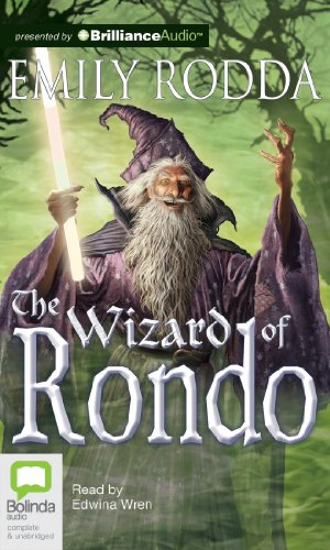 The Wizard of Rondo (Rondo Series) (1743194099) by Rodda, Emily