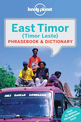 9781743211823: Lonely Planet East Timor Phrasebook & Dictionary