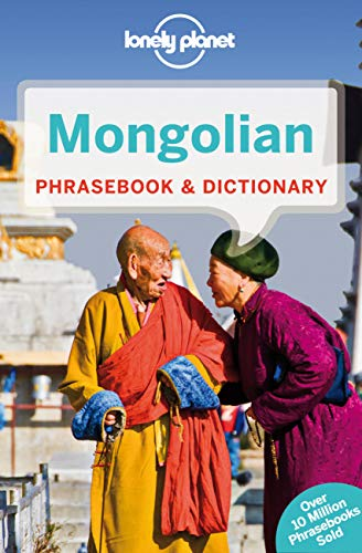 9781743211847 - Lonely Planet: Lonely Planet Mongolian Phrasebook  Dictionary - Libro