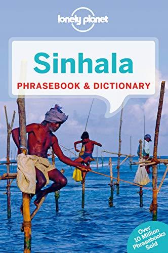 9781743211922: Lonely Planet Sinhala (Sri Lanka) Phrasebook & Dictionary