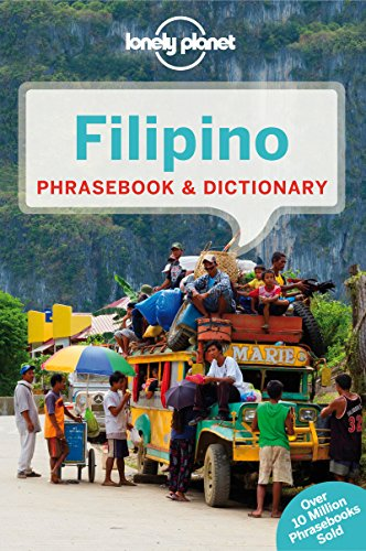 9781743211946: Lonely Planet Filipino (Tagalog) Phrasebook & Dictionary (Lonely Planet Phrasebooks)