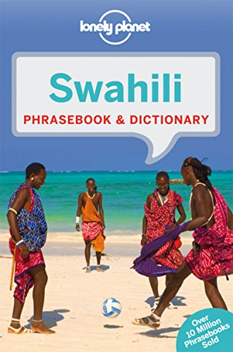 9781743211960: Lonely Planet Swahili Phrasebook & Dictionary