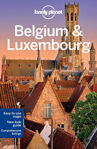 9781743213919: Lonely Planet Belgium & Luxembourg (Travel Guide)