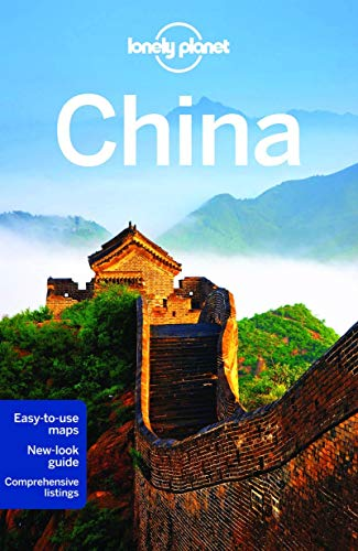 9781743214015: Lonely Planet China [Lingua Inglese]