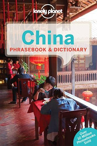 9781743214343: Lonely Planet China Phrasebook & Dictionary