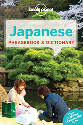 Lonely Planet Japanese Phrasebook Dictionary (Paperback): Lonely Planet