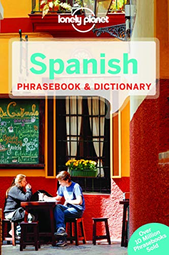 9781743214428: Lonely Planet Spanish Phrasebook & Dictionary