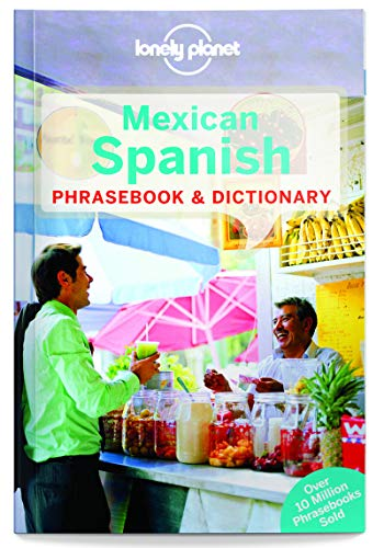 9781743214480: Lonely Planet Mexican Spanish Phrasebook & Dictionary