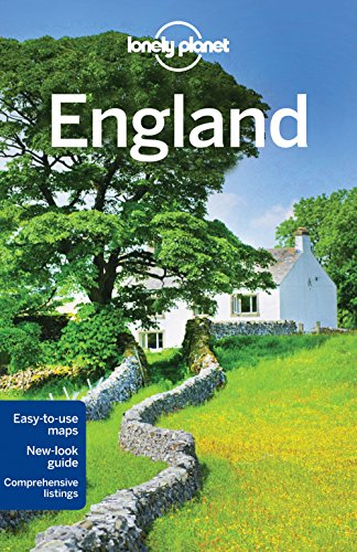 Lonely Planet England (Travel Guide): Lonely Planet, Wilson,