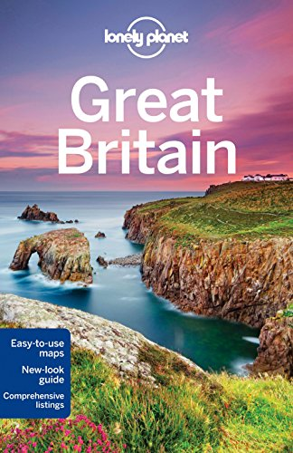Lonely Planet Great Britain (Travel Guide): Lonely Planet, Wilson,