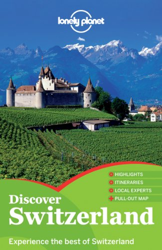 Lonely Planet Discover Switzerland Travel Guide By Ryan border=